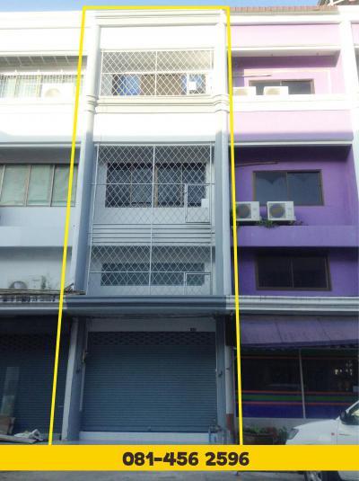 อาคารพาณิชย์ 2500000 จันทบุรี เมืองจันทบุรี ตลาด